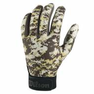 Wilson Special Forces Youth Football Receiver Gloves - On Clearance