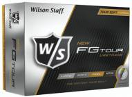 Wilson Staff FG Tour Golf Balls - 12 pack