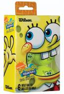 Wilson Staff Spongebob Golf Balls - 6 pack