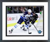 Winnipeg Jets Blake Wheeler 2014-15 Action Framed Photo