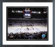 Winnipeg Jets MTS Centre 2015 Framed Photo