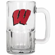 Wisconsin Badgers 20 oz. Root Beer Style Mug