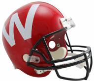 Wisconsin Badgers 2012 Riddell VSR4 Replica Full Size Football Helmet