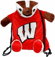 Wisconsin Badgers Backpack Pal