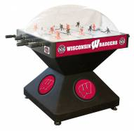 Wisconsin Badgers Deluxe Bubble Hockey