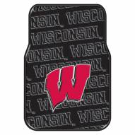 Wisconsin Badgers Car Floor Mats