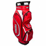 Wisconsin Badgers Clubhouse Golf Cart Bag