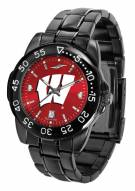 Wisconsin Badgers Fantom Sport AnoChrome Men's Watch