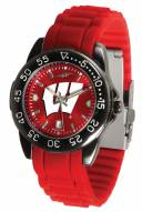 Wisconsin Badgers FantomSport AC AnoChrome Men's Watch