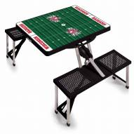 Wisconsin Badgers Folding Picnic Table