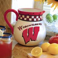 Wisconsin Badgers Gameday Pitcher