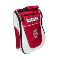 Wisconsin Badgers Golf Shoe Bag