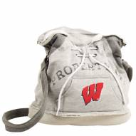 Wisconsin Badgers Hoodie Duffle