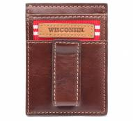 Wisconsin Badgers Jack Mason Tailgate Front Pocket Wallet