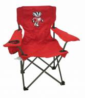 Wisconsin Badgers Kids Tailgating Chair