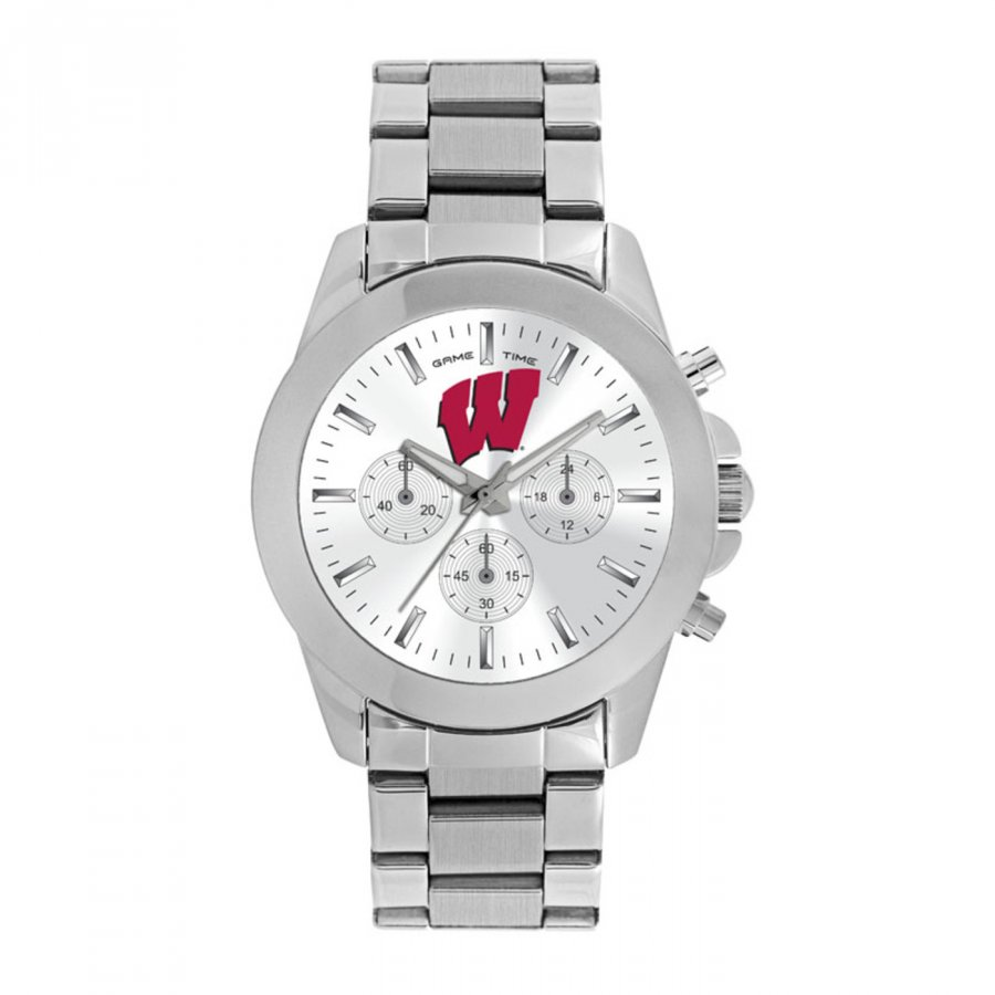 Wisconsin Badgers Ladies Knockout Watch