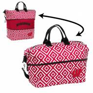 Wisconsin Badgers Expandable Tote Bag