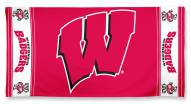 Wisconsin Badgers McArthur NCAA Beach Towel