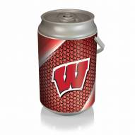 Wisconsin Badgers Mega Can Cooler