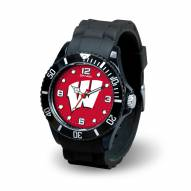 Wisconsin Badgers Men's Spirit Watch