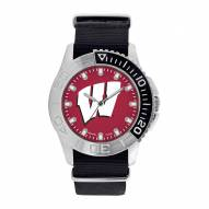 Wisconsin Badgers Men's Starter Watch