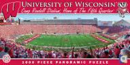 Wisconsin Badgers Panoramic Stadium Puzzle