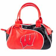 Wisconsin Badgers Perf-ect Bowler Purse