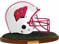 Wisconsin Badgers Replica Football Helmet Figurine