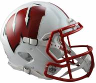 Wisconsin Badgers Riddell Speed Full Size Authentic Football Helmet