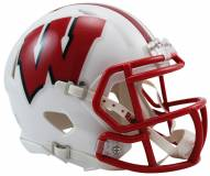 Wisconsin Badgers Riddell Speed Mini Replica Football Helmet