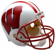 Wisconsin Badgers Riddell VSR4 Replica Full Size Football Helmet