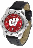 Wisconsin Badgers Sport AnoChrome Men's Watch
