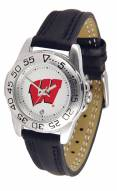 Wisconsin Badgers Sport Women's Watch
