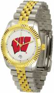 Wisconsin Badgers Men's Executive Watch