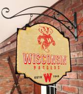 Wisconsin Badgers Tavern Sign