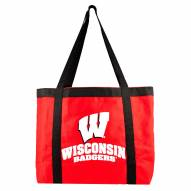 Wisconsin Badgers Team Tailgate Tote
