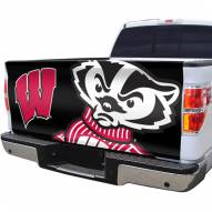 Wisconsin Badgers Truck Tailgate Cover