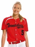 Women's Custom Softball Uniforms