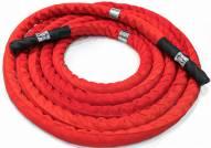 Xtreme Monkey 50 ft Nylon Undulation Rope with Protective Sleeve