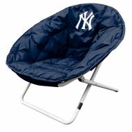 NY Yankees MLB Sphere Chair